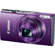 Canon PowerShot 360 HS 20.2 Megapixel Compact Camera, Purple