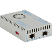 iConverter 10/100/1000 to 10 Gigabit Fiber Ethernet Media Converter SFP+