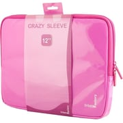 """Urban Factory MSA14UF Carrying Case (Sleeve) for 12"""" Notebook, Fuchsia"""