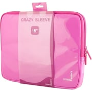 """Urban Factory MSC14UF Carrying Case (Sleeve) for 16"""" Notebook, Fuchsia"""