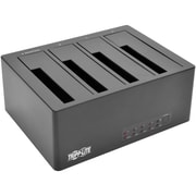 "Tripp Lite 4-Bay Docking Station USB 3.0/eSATA to SATA 2.5-3.5"" Hard Drives"