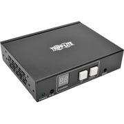 Tripp Lite 2-Port HDMI Over IP Receiver / Extender RS-232 Serial & IR Control TAA