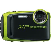 Fujifilm FinePix XP120 16.4 Megapixel Compact Camera, Lime