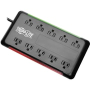 Tripp Lite 10-Outlet Surge Protector Power Strip 6ft Cord 2880 Joules Black