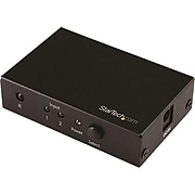 StarTech.com 2-Port HDMI Switch, 4K HDMI Switch Box, Ultra HD 4K 60Hz