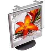 """Kantek LCD Protect Anti-Glare Filter Fits 17-18"""" Monitors Silver"""
