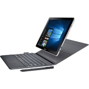 "Samsung Galaxy Book SM-W620 10.6"" Touchscreen LCD 2 in 1 Notebook, Intel Core M Dual-core 2.6GHz, 4GB, 64GB Flash Memory"