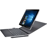 "Samsung Galaxy Book SM-W620NZKAXAR 10.6"" Laptop Computer (Intel Core M, 128GB SSD, 4GB, Windows 10)"