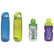 Nalgene On-The-Fly Sports Bottle, Family Pack, 4/Pack