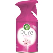 Airwick Pure Aerosol Spray, Aerosol, 5.5 fl oz (0.2 quart), Tropical Flowers, 6 Carton, Odor Neutralizer, Residue-free