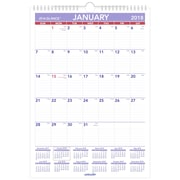 "2018 AT-A-GLANCE® Monthly Wall Calendar, January 2018-December 2018, 12""x17"", Wirebound (PM2-28-18)"