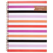 "2018 AT-A-GLANCE® 8 1/2"" x 11"" Parasol Weekly/Monthly Planner, 12 Months January Start Multicolor (1064-905-18)"