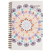 "2018 AT-A-GLANCE®  4 7/8"" x 8"" Sun Dance Weekly/Monthly Planner, 12 Months January Start Multicolor (1051-200-18)"