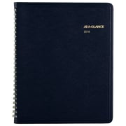 "2018 AT-A-GLANCE®  6 7/8"" x 8 3/4"" Monthly Planner, 12 Months January Start Assorted Colors (70-120-00-18)"