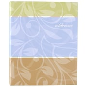 "AT-A-GLANCE® Home Address Book, 3 Ring, 7"" x 9"", Assorted Cover Designs (TL761-10)"