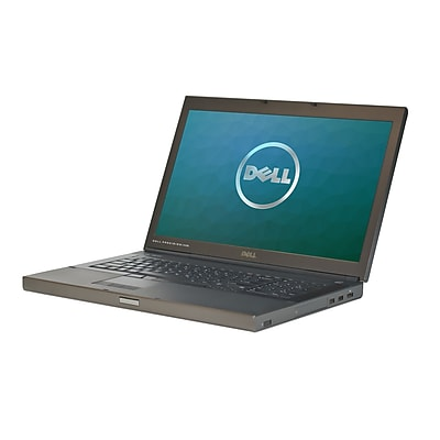 Dell Precision Laptop, M6700 Core i7-3740QM 2.7GHz, 16GB Ram, 240SSD, DVDRW, 17.3, Windows 10 Professional 64bit, Refurbished