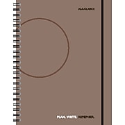 """Undated AT-A-GLANCE 8.5"""" x 11""""Planner, Assorted Colors (80-6204-05)"""