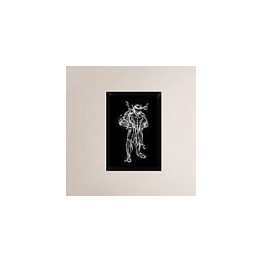 Naxart 'Turtle Donatello 2' Framed Graphic Art Print on Canvas; 26'' H x 18'' W x 1.5'' D