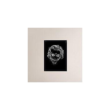 Naxart 'Joker 2' Framed Graphic Art Print on Canvas; 24'' H x 18'' W x 1.5'' D