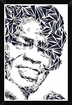 Naxart 'James Brown' Framed Graphic Art Print on Canvas; 32'' H x 22'' W x 1.5'' D