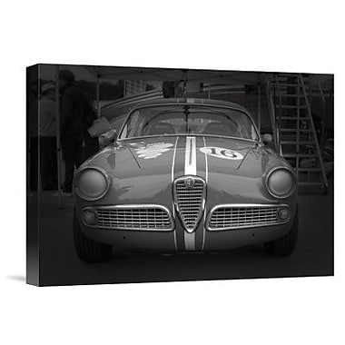 Naxart 'Racing Alfa Rome Laguna Seca' Photographic Print on Canvas; 30'' H x 40'' W x 1.5'' D