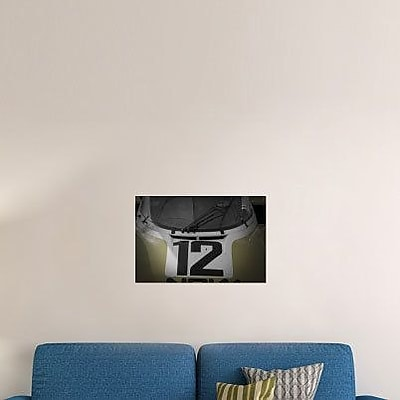 Naxart 'Racing Number' Photographic Print on Canvas; 20'' H x 30'' W x 1.5'' D