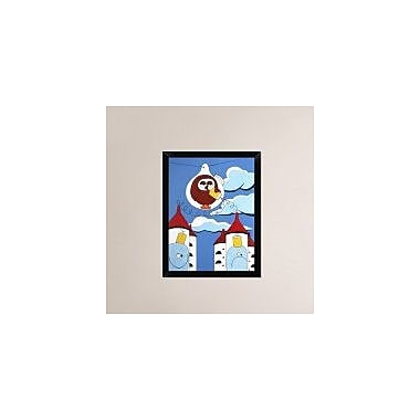 Naxart 'The Lost and the Found' Framed Graphic Art Print on Canvas; 26'' H x 20'' W x 1.5'' D