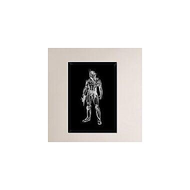 Naxart 'Bobba Fett 2' Framed Graphic Art Print on Canvas; 32'' H x 22'' W x 1.5'' D