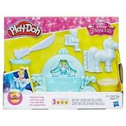 Play-Doh – Pâte à modeler avec princesse Cendrillon et son carrosse royal de Disney