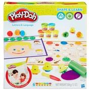 Play-Doh – Pâte à modeler crée et apprends, lettres et langage