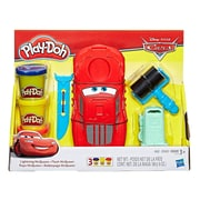 Play-Doh – Pâte à modeler de Flash McQueen, Les bagnoles de Disney Pixar