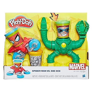 Play-Doh – Spider-Man vs. Doc Ock de Marvel