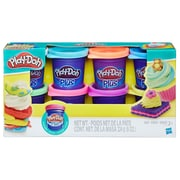 Play-Doh – Pâte à modeler Play-Doh Plus, paquet de 8