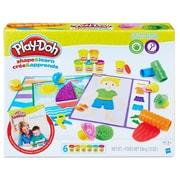 Play-Doh – Pâte à modeler crée et apprends, outils et textures