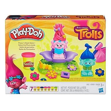 Play-Doh – Salon Coiffure mode avec Les Trolls de DreamWorks