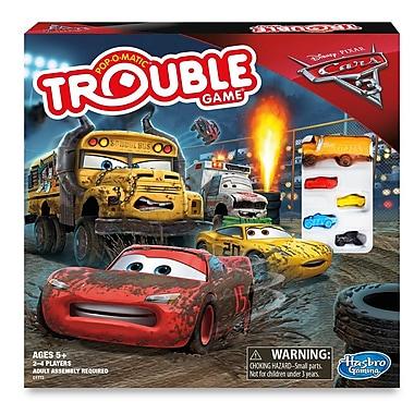 Jeu Trouble édition Les Bagnoles 3 de Disney Pixar