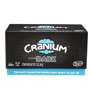 Jeu Cranium Noir