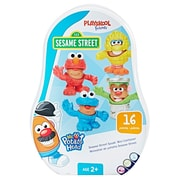 Playskool Friends – Mini récipient Monsieur Patate version Sesame Street