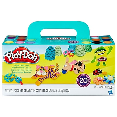 Play-Doh Super Colour Pack