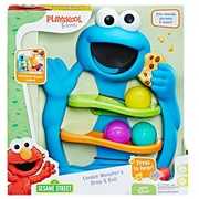 Playskool Friends Sesame Street Cookie Monster's Drop & Roll