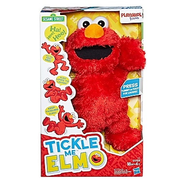 Playskool Friends – Jouet Tickle Me Elmo de Sesame Street