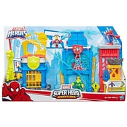 Playskool Heroes – Super Hero Adventures, Arachno-quartier de Spider-Man