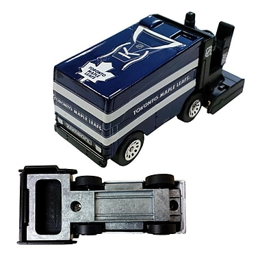 Top Dog Collectibles NHL Zamboni Ice Resurfacer Bottle Opener, Toronto Maple Leafs