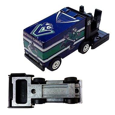 Top Dog Collectibles NHL Zamboni Ice Resurfacer Bottle Opener, Vancouver Canucks