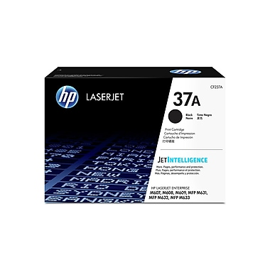 HP 37A (CF237A) Black Original LaserJet Toner Cartridge