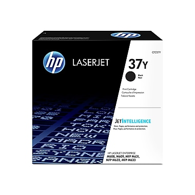 HP 37Y (CF237Y) Black Extra High Yield Original LaserJet Toner Cartridge