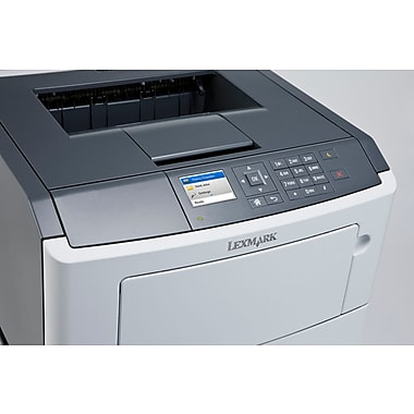Lexmark - Imprimante laser MS417dn Mono à fonction simple (35SC260)