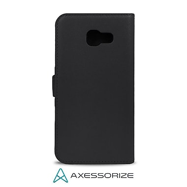 Axessorize - Étui Folio Wallet pour Samsung Galaxy A5 2017, noir (FOLGA5N)
