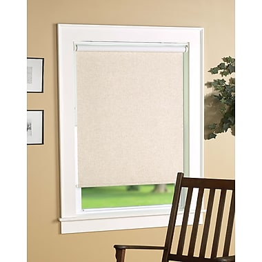 Green Mountain Vista Huntington Outdoor Spring Roller Vertical Blinds Shade; 34'' W x 72'' L