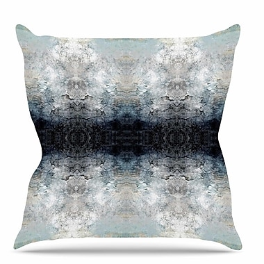 East Urban Home Heavenly Abstraction l Throw Pillow; 18'' H x 18'' W x 6'' D